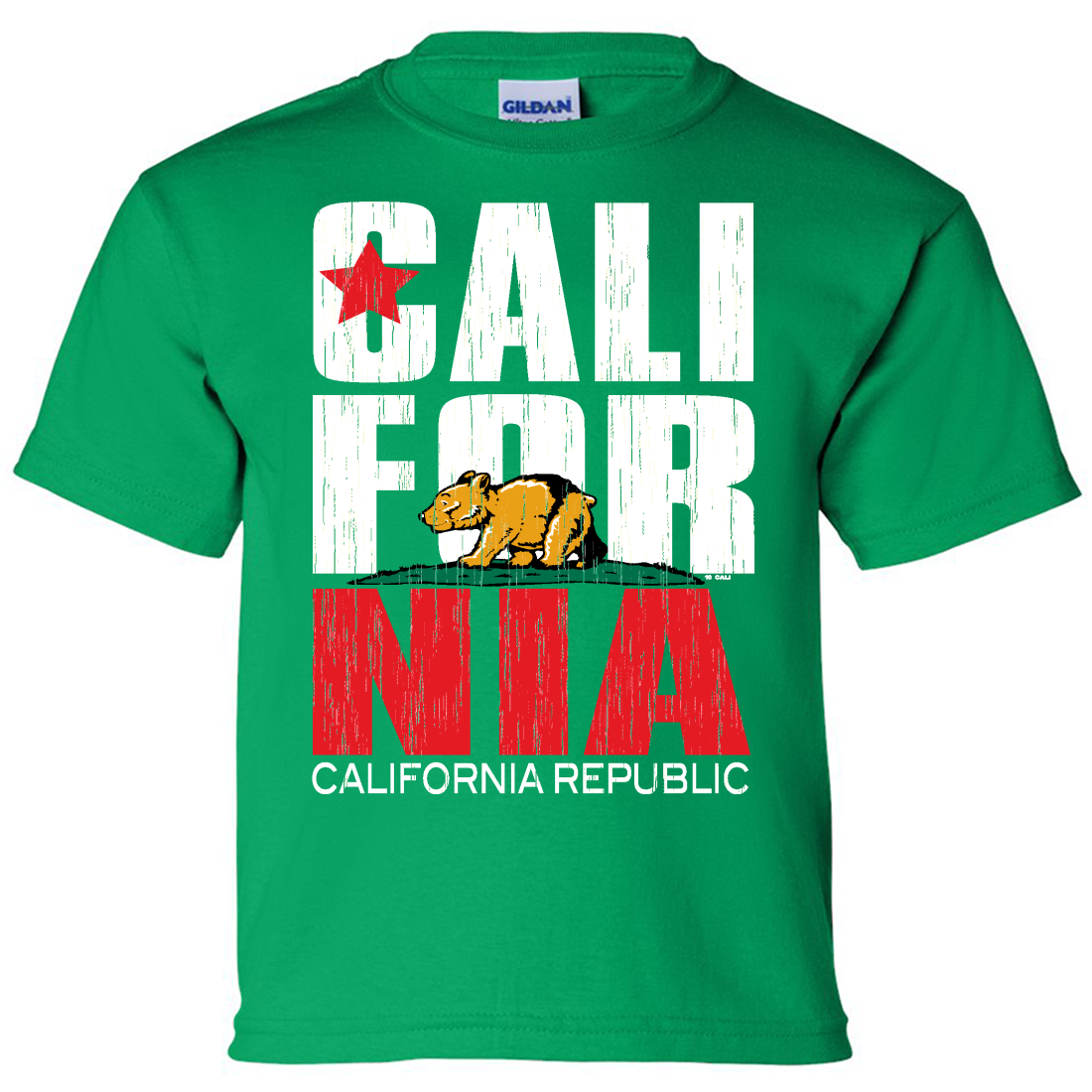Vintage California T Shirts 64