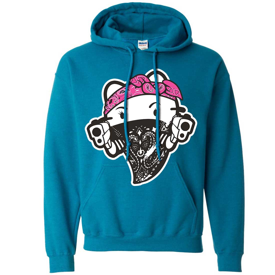 Hello kitty hoodies for adults